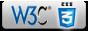 Valid CSS 3